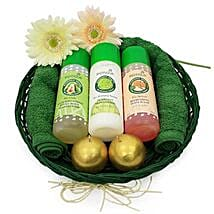 Refresh Yourself Hamper: Gift Hampers Ghaziabad