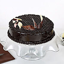 Rich Chocolate Splash Cake: Cakes to Muzaffarpur