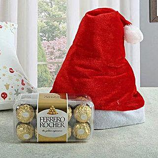 Rocher Filled Christmas: Christmas Chocolates