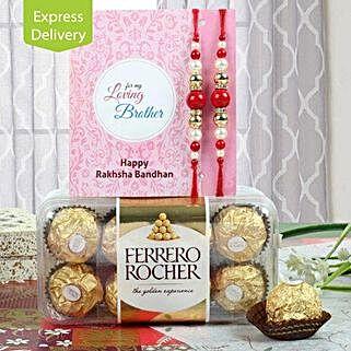 Rochery Rakhi Delight: