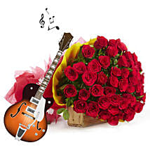 Romantic Red Melody: Experiential Gifts