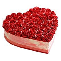 Rose Cake: Cake Delivery in Delhi