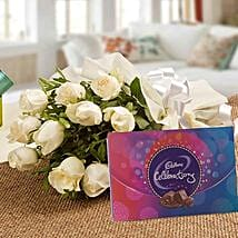 Roses and Celebrations: Send Flowers & Chocolates to Faridabad