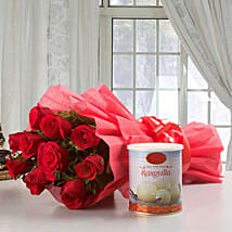 Roses Glory: Send Flowers & Sweets to Gurgaon