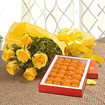 Roses N Ladoo: Flowers & Sweets Gurgaon