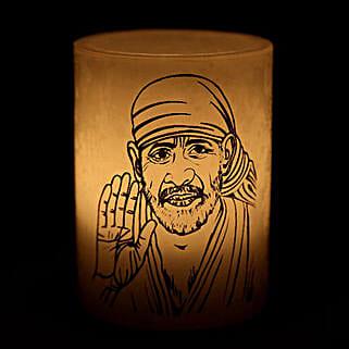 Sai Baba Candle: Send Candles