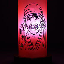 Sai Baba Divine Lamp: Home Decor Gifts for Her