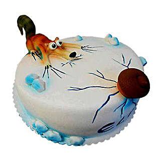 Scrat Cake: Anniversary Designer Cakes