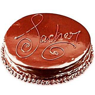 Scrumptitous Chocolate Flakes Cake: Chocolate Cakes Chennai