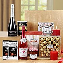 Sensational Treat Gift Basket: Gift Baskets Ahmedabad