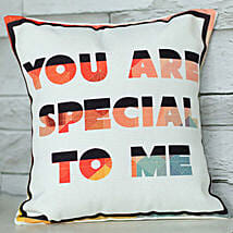 Show Your Care Cushion: Romantic Gifts