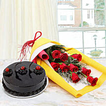 Simply Accented: Send Birthday Cakes to Panchkula