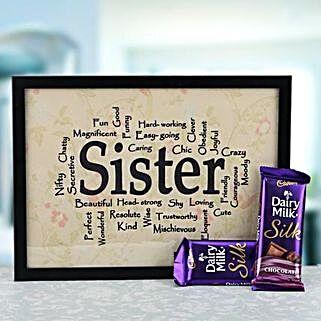 Sister Special: Rakhi Return Gifts for Sister