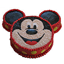 Smiley Mickey Mouse Cake: Cake Delivery in Tanur