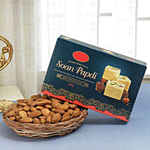 Soan N Nut Combo: Send Mothers Day Gift Baskets