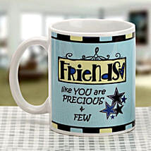 Soothing blue mug: Friendship Day Gifts to Ahmedabad