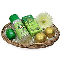 Soothing Spa: Send Cosmetics & Spa Hampers for Birthday