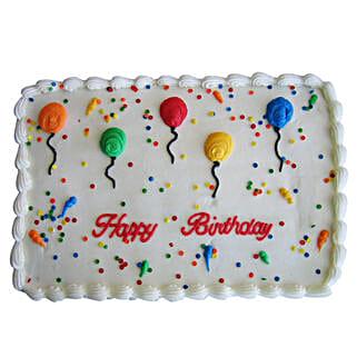 Sparkles N Balloons Cake: Cakes to Kalyan