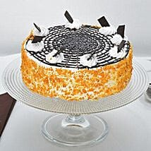 Special Butterscotch Cake: Cakes Delivery in Gandhinagar