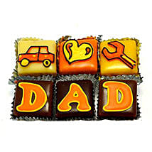Special DAD Cupcakes: Cup Cakes to Bengaluru