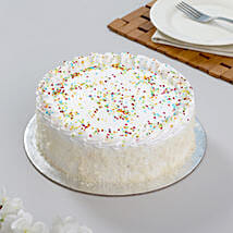 Special Delicious Vanilla Cake: Send Birthday Cakes to Ranchi