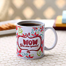 Special Mom Mug: Send Gifts to Moradabad