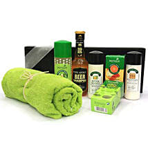 Special One For Special Man: Cosmetics & Spa Hampers - Birthday