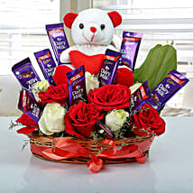 Special Surprise Arrangement: Send Birthday Flowers to Patna