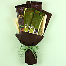 Special Temptations & Bournville Bouquet: Rakhi with Chocolates