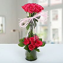 Splendid Rose Arrangement: Flowers for Mother's Day