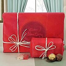 Stunning Bhaidooj Hamper: Send Bhai Dooj Gifts