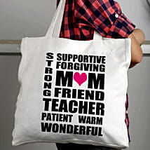 Stylish Tote Bag For Moms: Mothers Day Gifts Gorakhpur