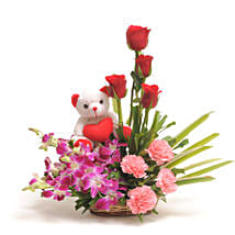 Sweet Inspiration: Send Flowers to Mangalore