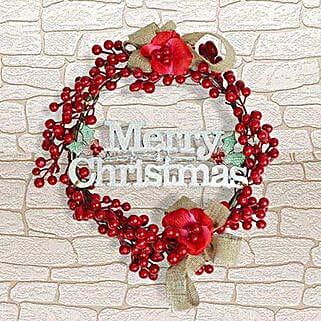 Sweet Wish Christmas Wreath: Gifts for Christmas