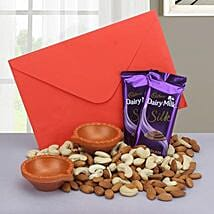 Sweetness Of Chocolates: Buy Greeting Cards