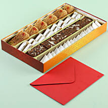 Tasty Diwali Box: Send Diwali Sweets to Varanasi