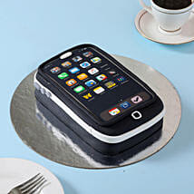 Techy iPhone Cake: Designer Cakes to Lucknow
