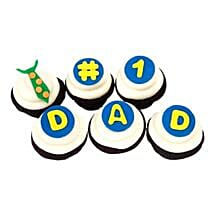 The DAD Cupcakes: Cup Cakes to Hyderabad