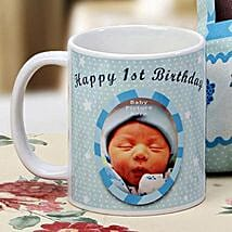 The First Milestone Personalized Mug: Personalised Mugs Gurgaon