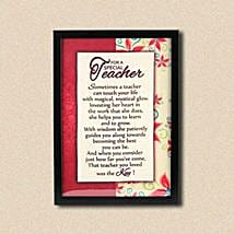 The Framed Emotions: Gifts for Teachers Day