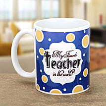 The Magnificent Mug: Send Gifts for Teachers Day