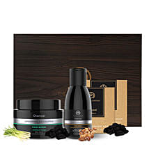 The Man Company Charcoal Express: Boss Day Gift Hampers
