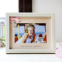 The Personalized Pink Joys: Send Personalised Photo Frames to Mumbai