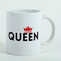 The Queen Mug: Birthday Gifts for Girlfriend