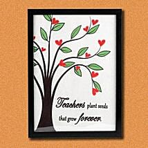 The Tree Of Knowledge: Gifts for Teachers Day