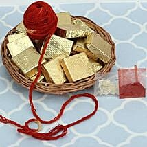 Traditional Bhaidooj: Send Bhai Dooj Gifts to Bhopal