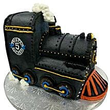 Train Engine Cake 3kg by FNP: 1000-cakes-vd