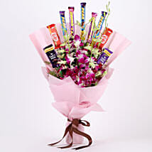 True Feelings: Chocolate Bouquet Pune