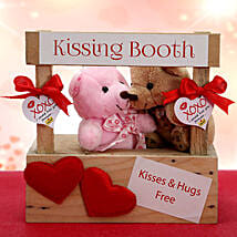 Two Kisses are Better Than One: Soft toys to Dehradun