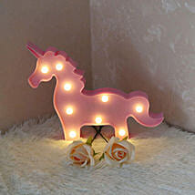 unicorn Lamp Pink: Unusual Gifts